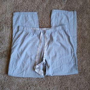 Gilligan & O'Malley 100% cotton lounge pants